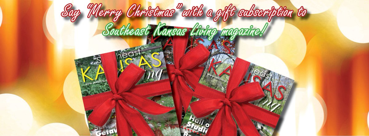 test Twitter Media - Only five weeks until Christmas! 😱 Searching for gift ideas? Consider giving a gift subscription to Southeast Kansas Living magazine! It's fast, easy and thoughtful. Check out the details here: https://t.co/0dt13WhWqz. Happy shopping! https://t.co/g92i8ihi61