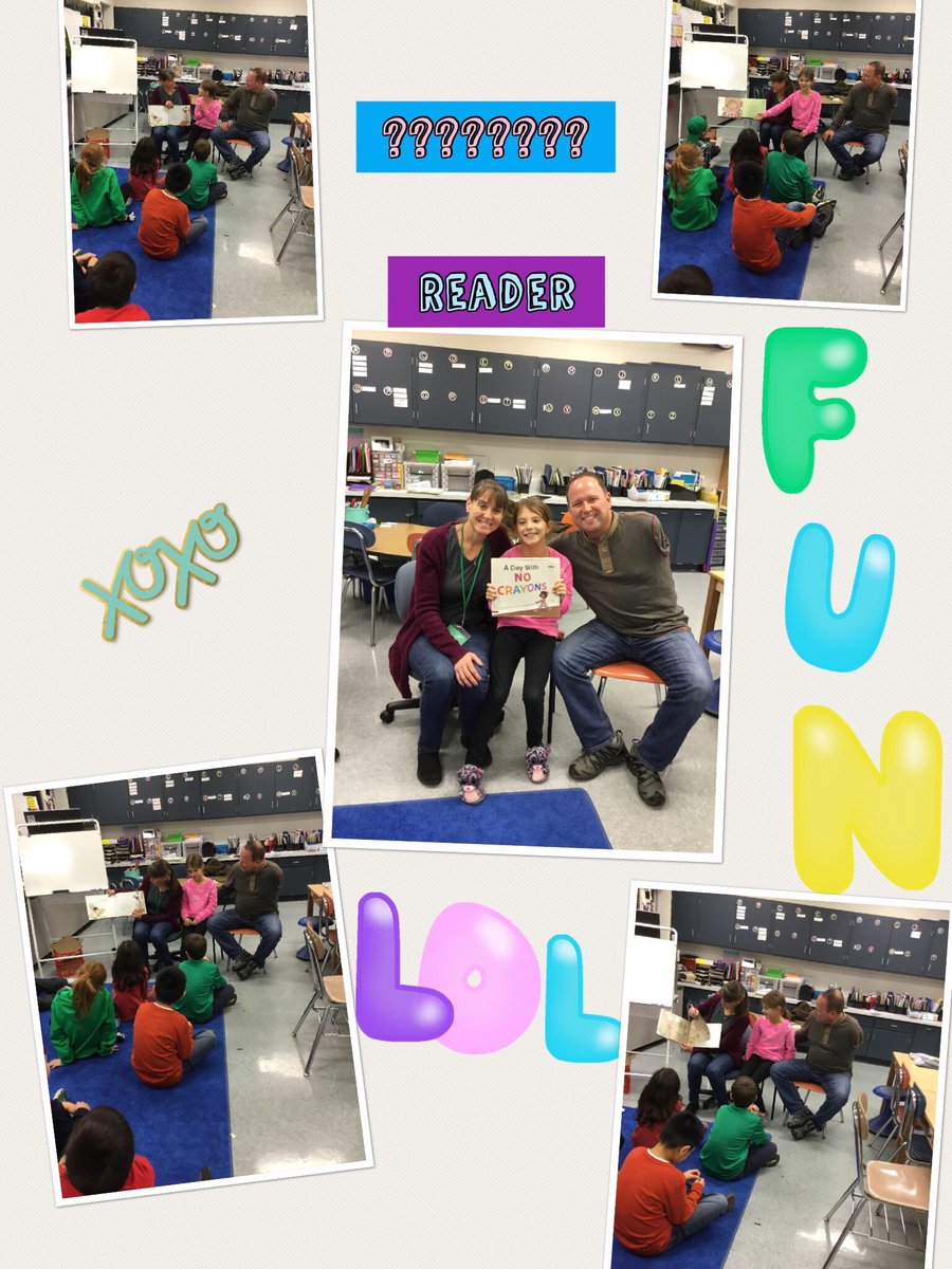 test Twitter Media - Thank you to our star of the week for inviting her aunt and uncle to be our guest readers last week! #d30learns #wbplays https://t.co/HtEc9hdz7M