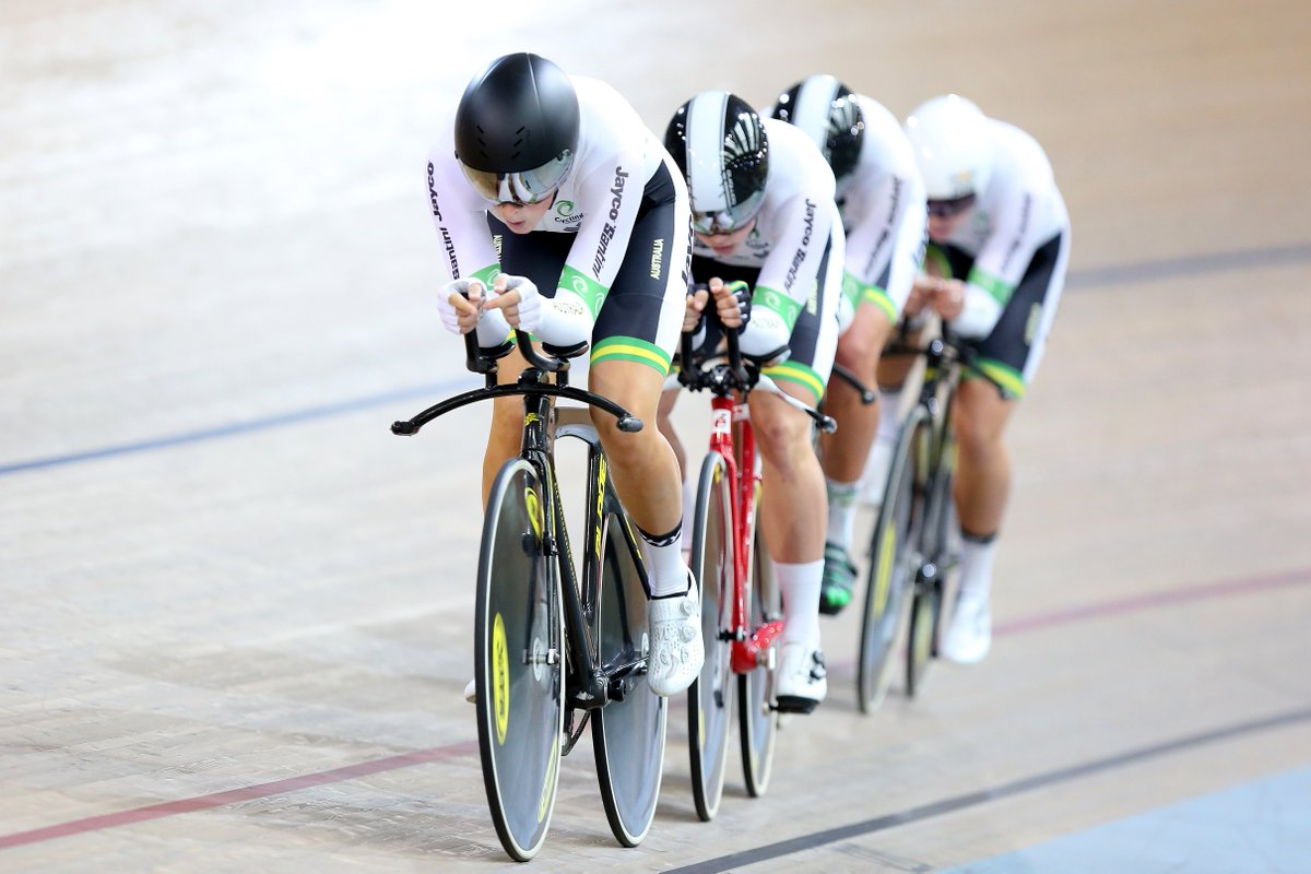 test Twitter Media - ICYMI Six gold for Australia on opening day of 2018 Oceania Track Championships https://t.co/M7ytMPTaBI #OceaniaTrack @AUSOlympicTeam @Ausport https://t.co/aYGzXzAsgq