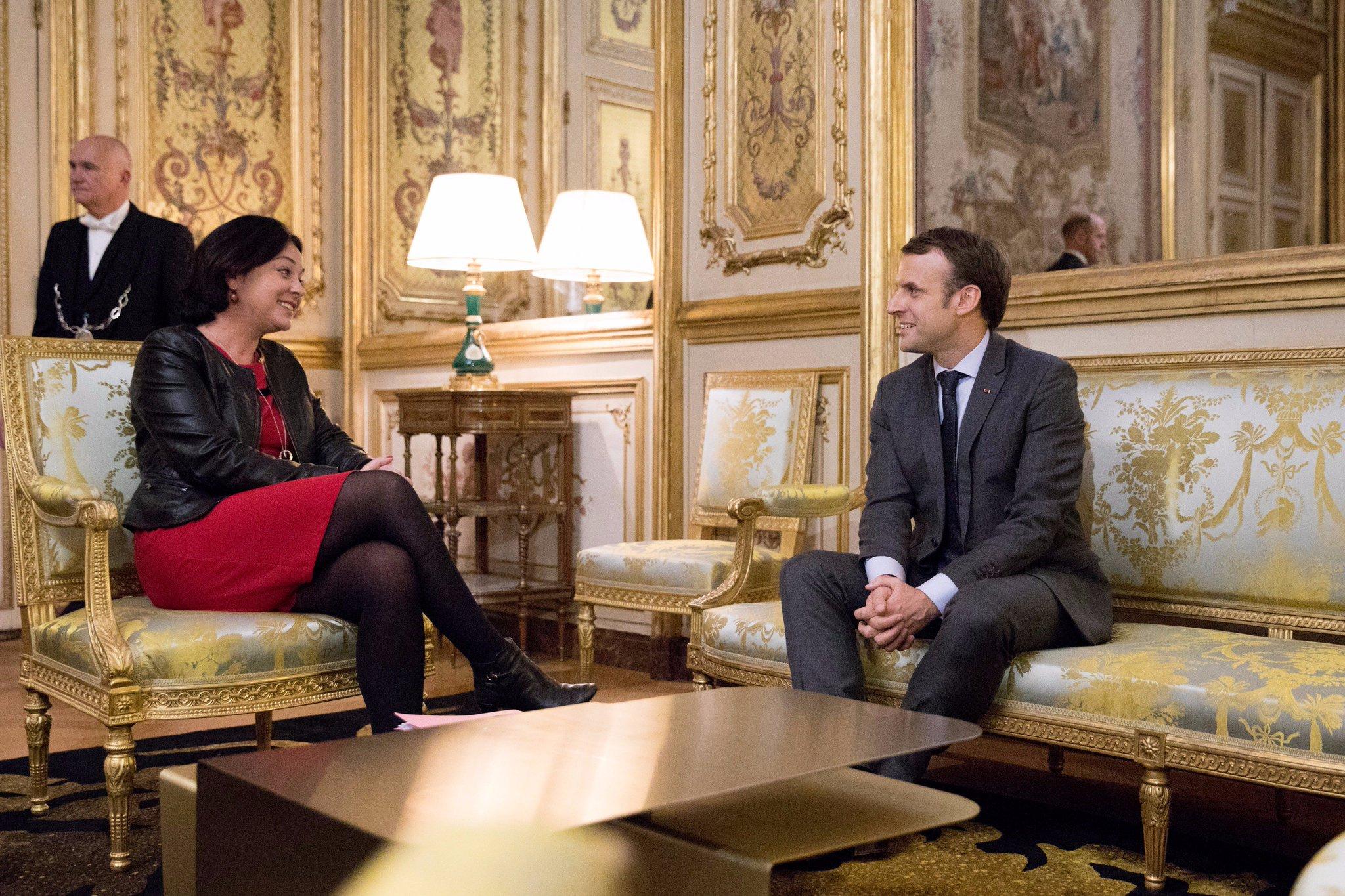 Avec @SylviaPinel, Présidente du Parti radical de gauche. https://t.co/JzP3QV639j