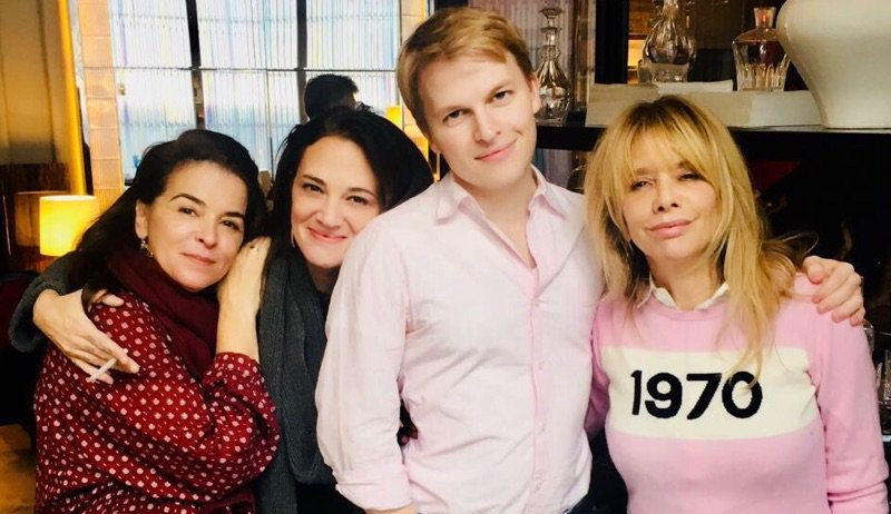 Power Brunch: @AnnabellSciorra @AsiaArgento @RonanFarrow @RoArquette https://t.co/b72fAlwvew