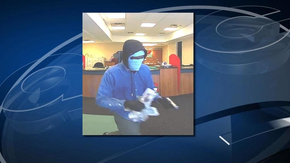 Gadsden Police searching for robbery suspect