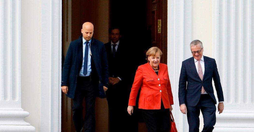 Germany Faces Prolonged Uncertainty After Coalition Talks Fail