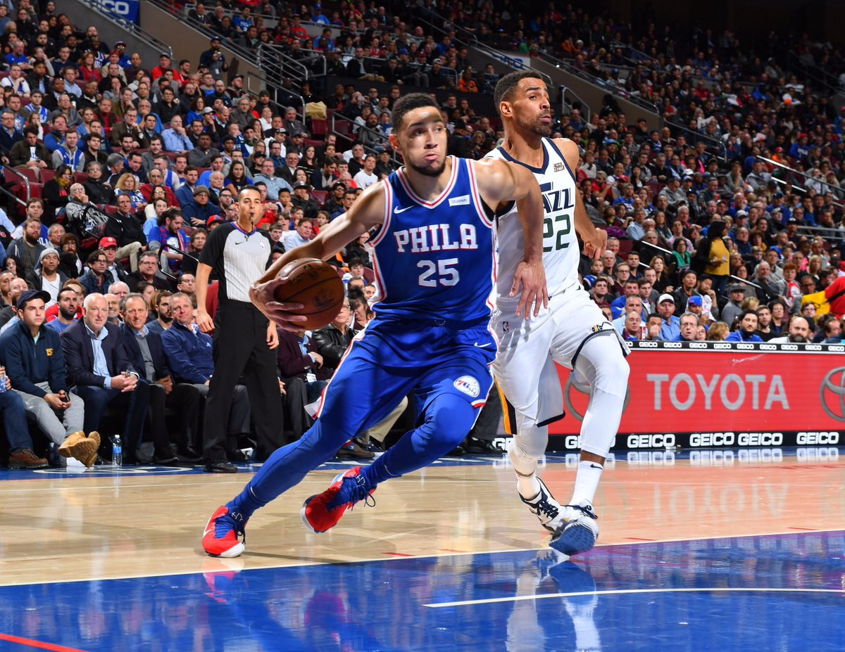 Ben Simmons    First rookie wi shane