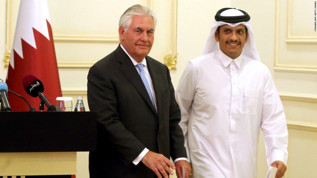 Qatari foreign minister calls out Saudi Arabia over 'drama and discord'
