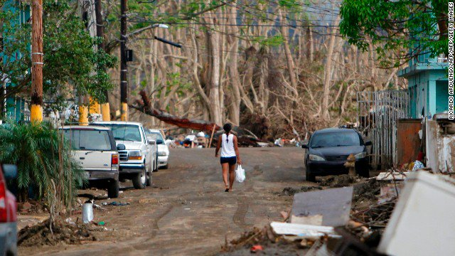 Americans haven't forgotten about Puerto Rico, poll finds