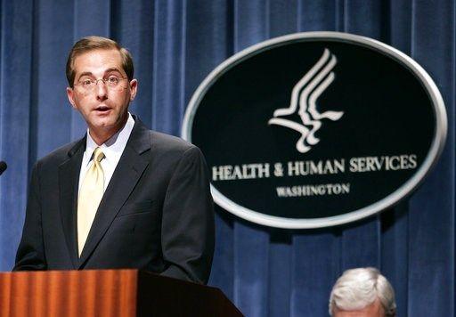 Health nominee reaped big earnings from drug industry tenure