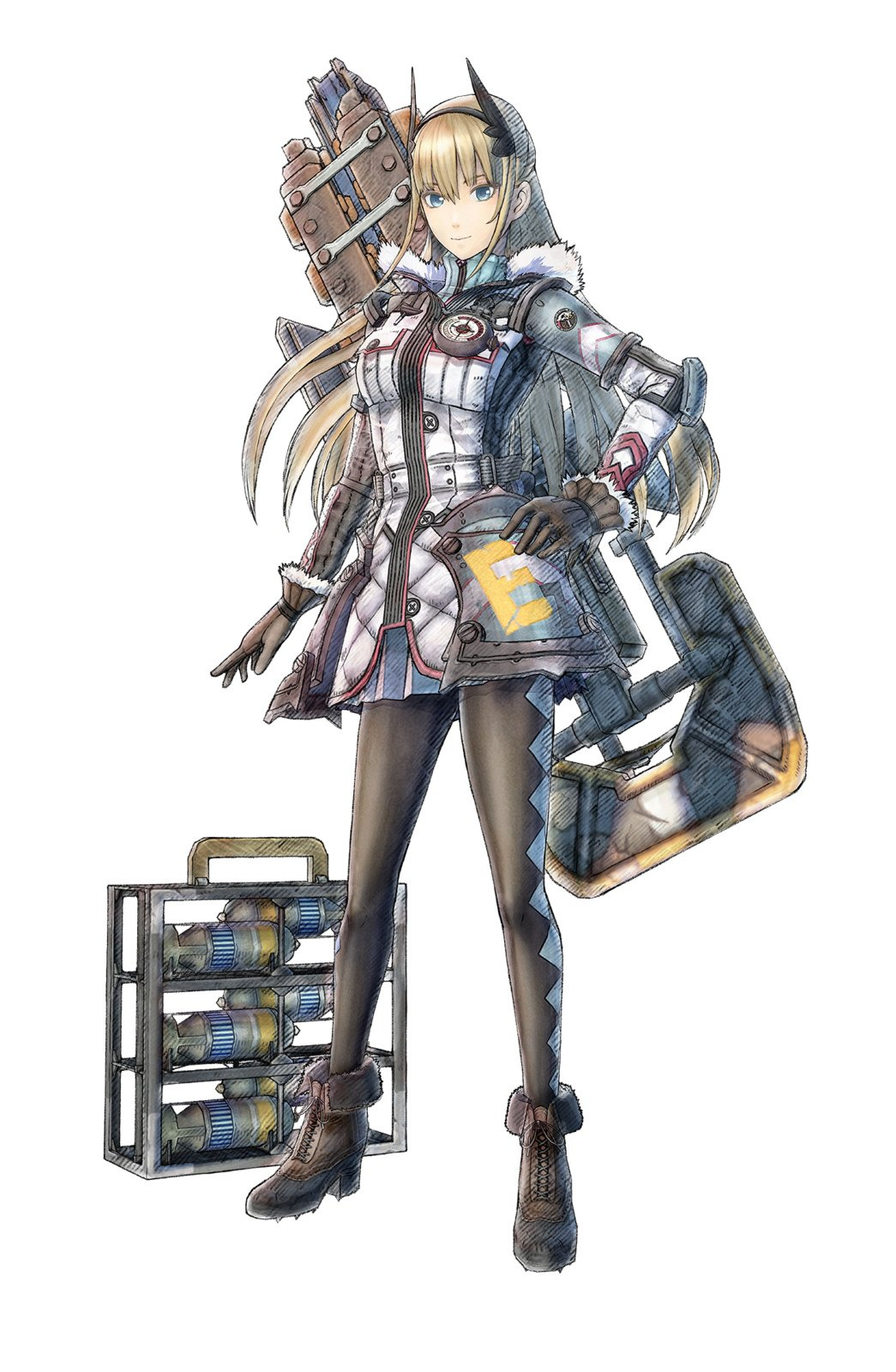 All the details from the recently revealed Valkyria Chronicles 4, coming to PS4 in 2018: https://t.co/84uQNeGKZT https://t.co/Xr9rF7dleH