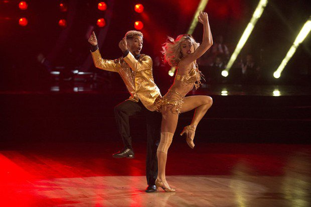 Alabama's Jordan Fisher dazzles, makes top 3 on 'Dancing with the Stars'
