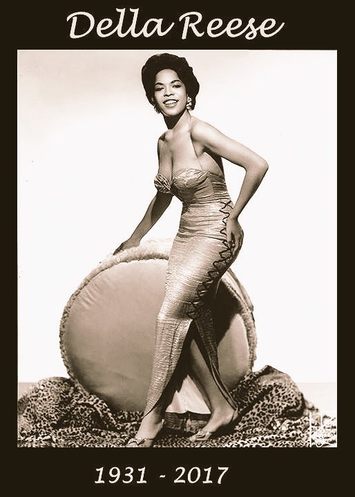Della Reese, Singer and 'Touch della reese