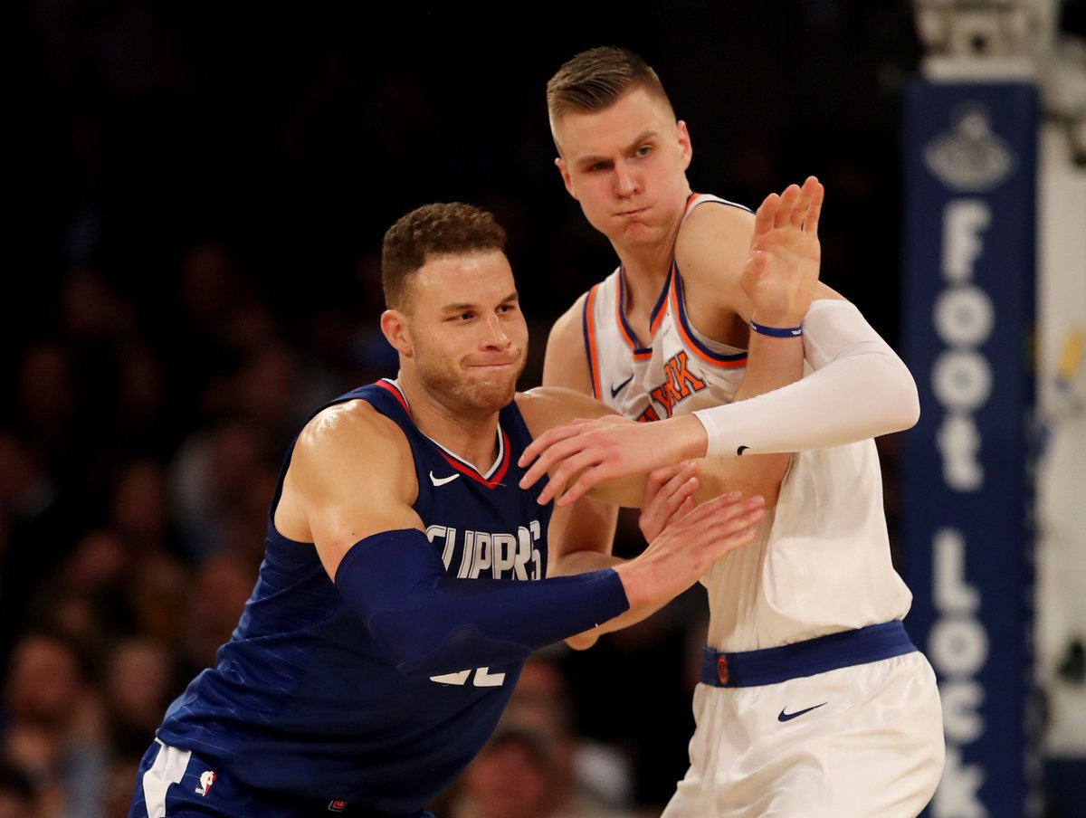 Knicks Hand Clippers Ninth Straight Loss, 107-85