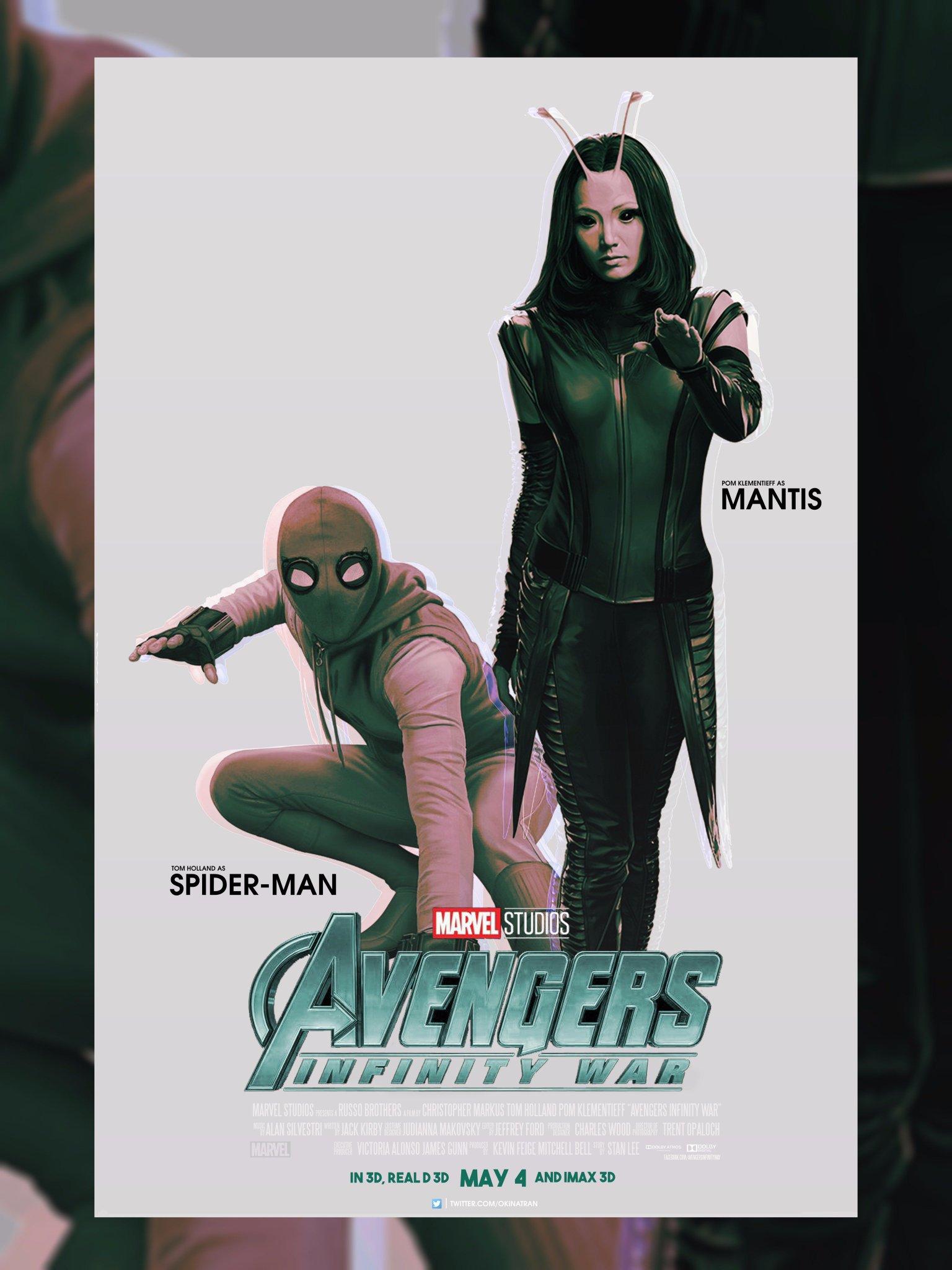 Verlos hacer equipo en #AvengersInfinityWar...  *Cruza los dedos https://t.co/y6NFo1Bwzh