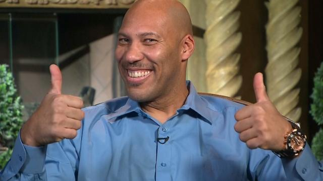 "LaVar Ball responds to President Donald Trump and wishes him a ""great Thanksgiving"""