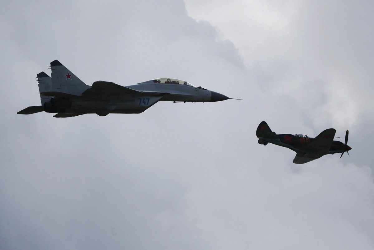 The U.S. government planned false flag attacks with Soviet aircraft to justify intervention