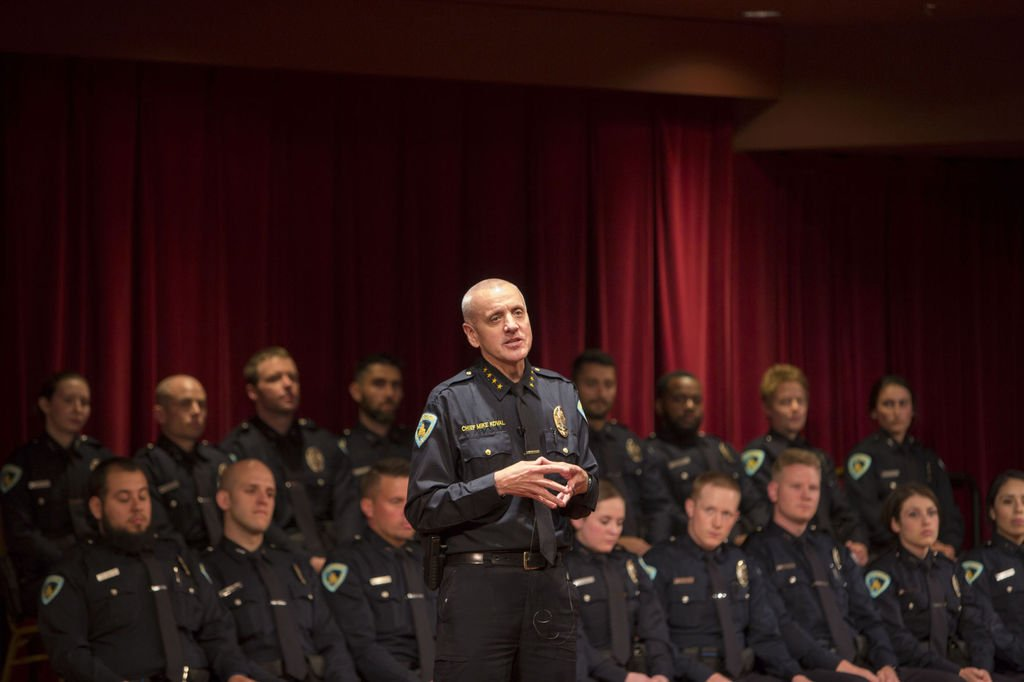 police department doesn't receive federal grant money needed to add 15 officers
