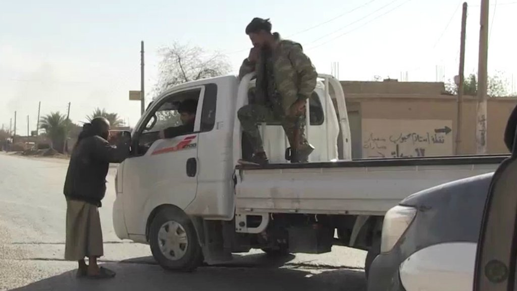 Video: Clearing out Syria's last Islamic State group strongholds