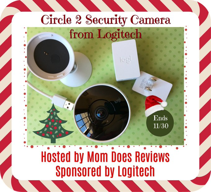 Circle 2 Security Camera from Logitech-1-US-Ends 11/30