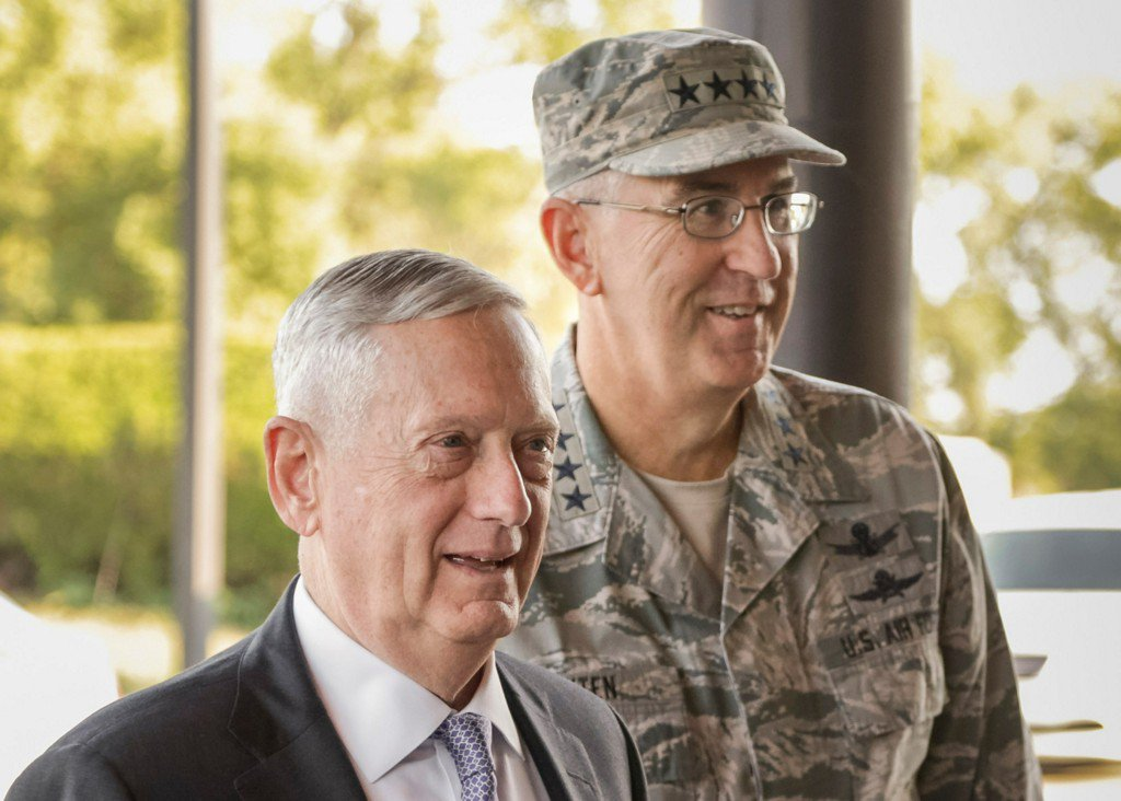 Trump's nuclear threats aren't going over well with military officials