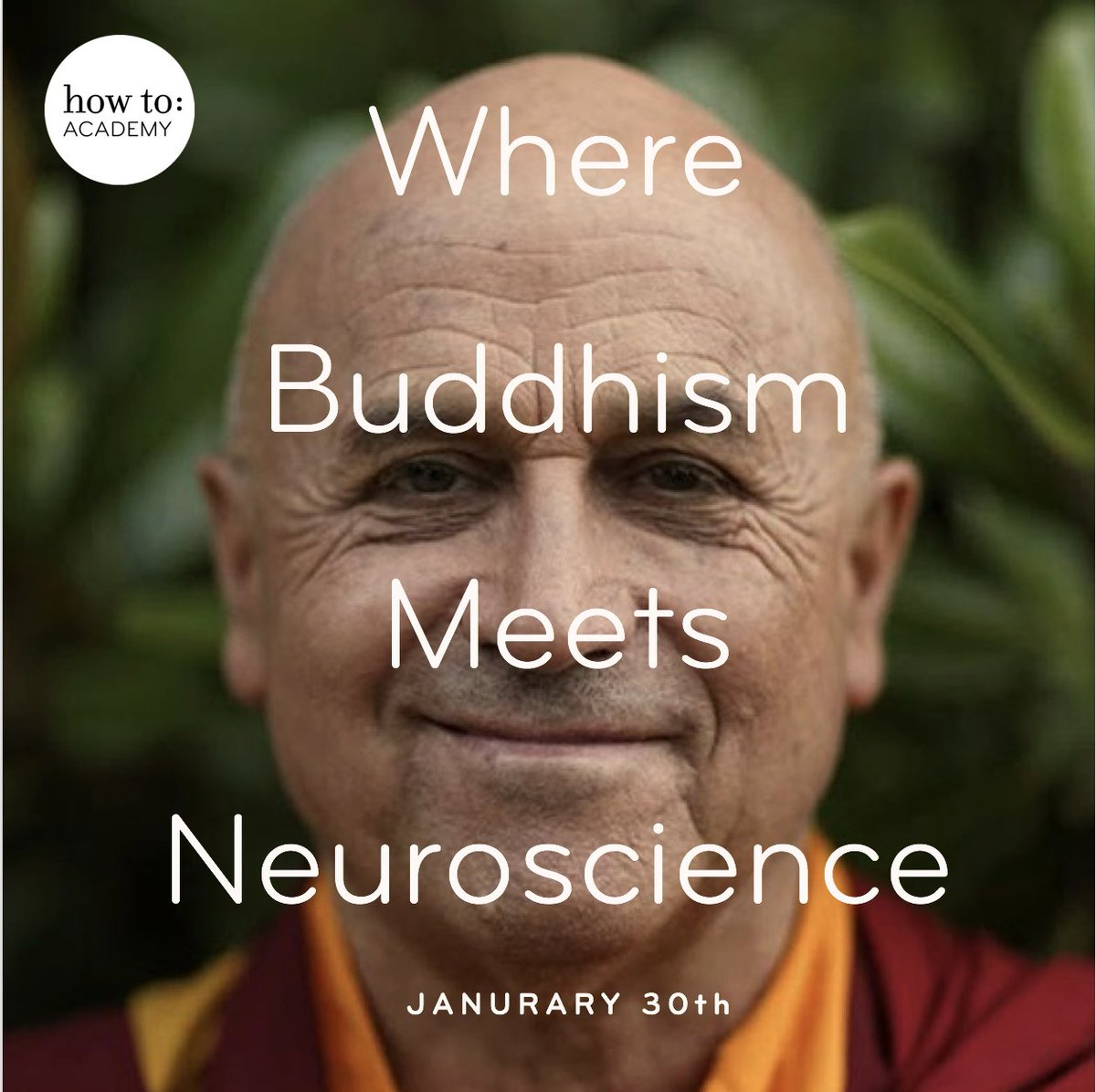 "test Twitter Media - The global #inspiration and #Buddhist monk @matthieu_ricard  joins the neuroscientist Wolf Singer for conversation on 'Where Buddhism Meet Neuroscience"" January 30th @Logan Hall. Read more - https://t.co/k4AeNN72iZ https://t.co/9LVN2DxVVD"