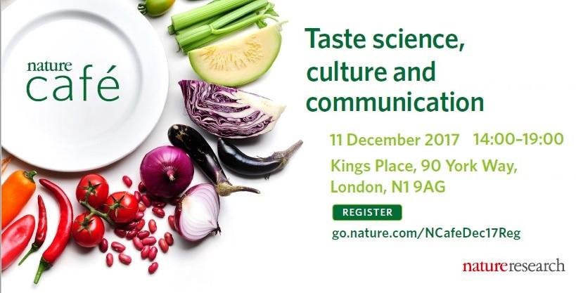 "test Twitter Media - Attend Nature Cafe on the topic of ""Taste Science, Culture and Communication"" on December 11, 2017 at Kings Place, London. Register now and join the debate. https://t.co/eFedecSvUA https://t.co/uxE3lEm6ku"