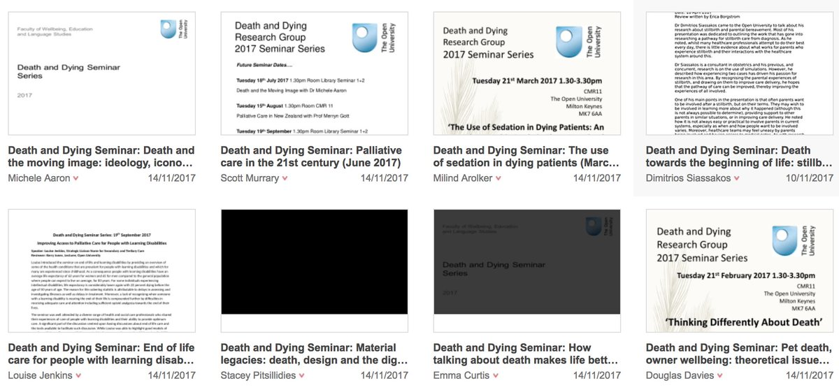 test Twitter Media - Open University Death and Dying Seminar Series:  https://t.co/MSphHqbY3z https://t.co/yR9g6AHEGj