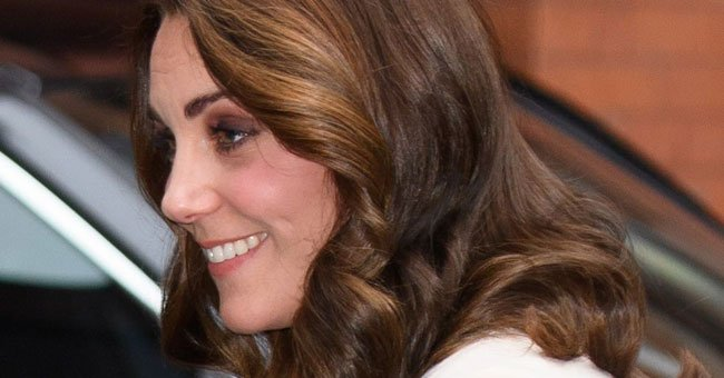 There was an emotional secret behind the outfit Kate Middleton wore last night...
