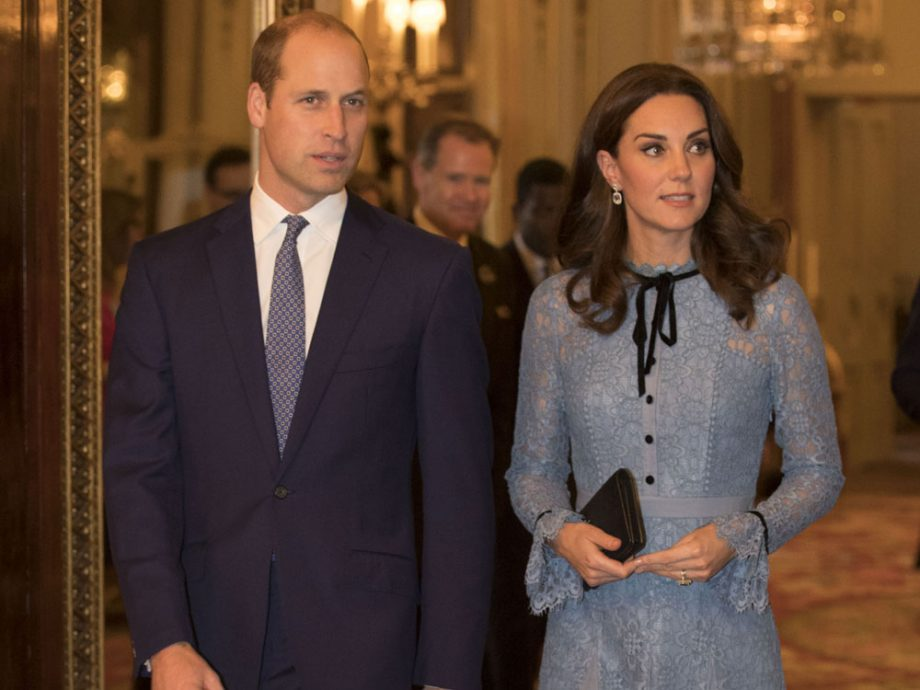 Prince William just revealed something about his and Kate Middleton's personal life...