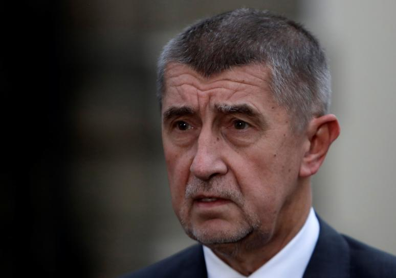 Czech police ask parliament to allow prosecution of prospective PM Babis