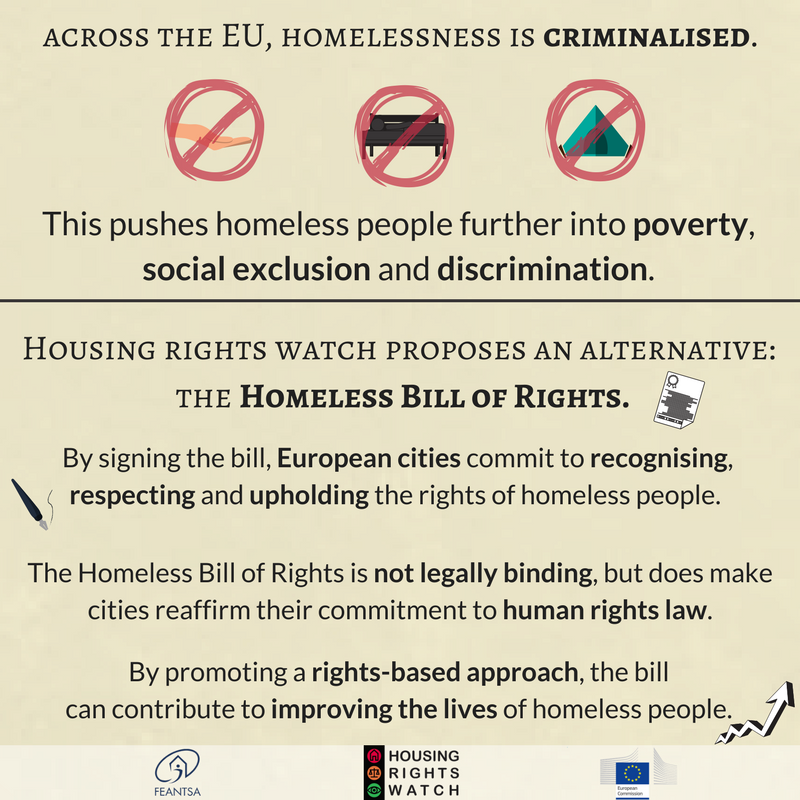 test Twitter Media - RT @FEANTSA: 1 week to go until the launch of the #HomelessBillofRights at the #CitiesForum2017! @righttohousing https://t.co/GdBUv0DAEe