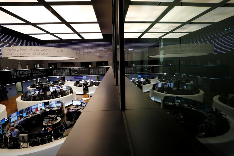 World stocks pare gains as German political impasse hits Europe https://t.co/GJjigz2Glk https://t.co/vUgt89sAXo