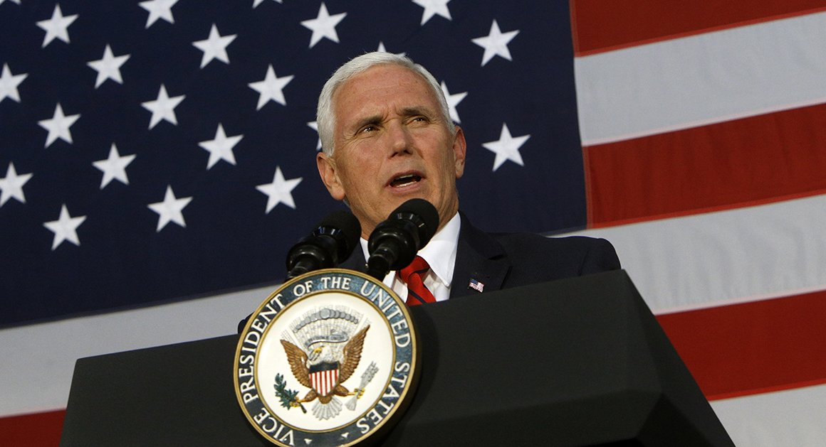 Pence doles out first contributions ahead of 2018 elections https://t.co/jw3IvfgJZT https://t.co/QfgBcpoSR6
