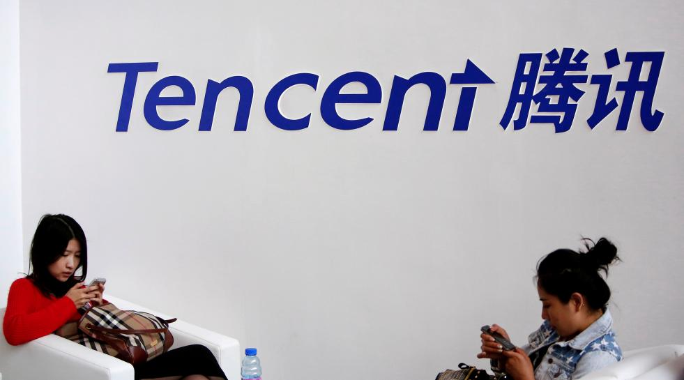 Tencent's stellar share rally sees it surpass Facebook in market value https://t.co/TNrnurWg4H https://t.co/GYUoL4SNtU