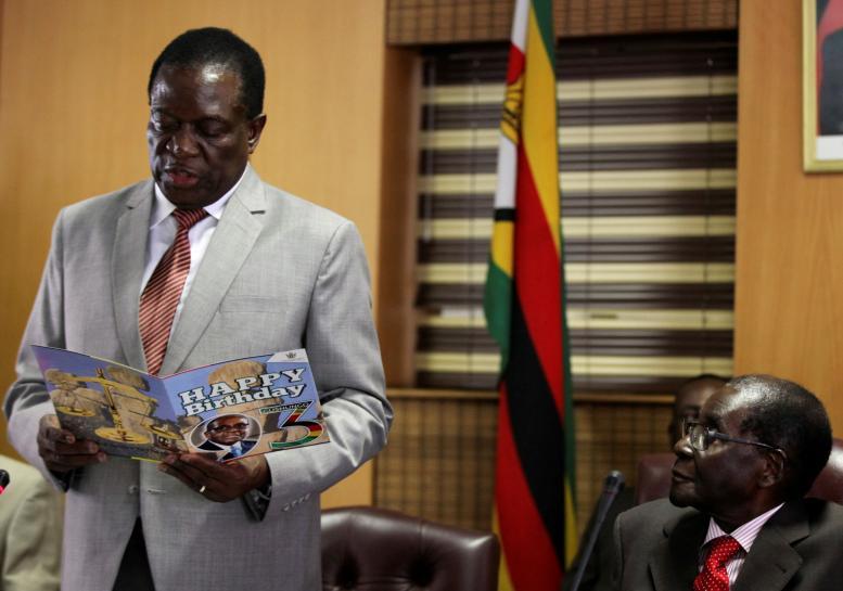 Zimbabwe's Mnangagwa adds to calls for Mugabe to go https://t.co/Sba6E9dv2X https://t.co/23IG1PecSf