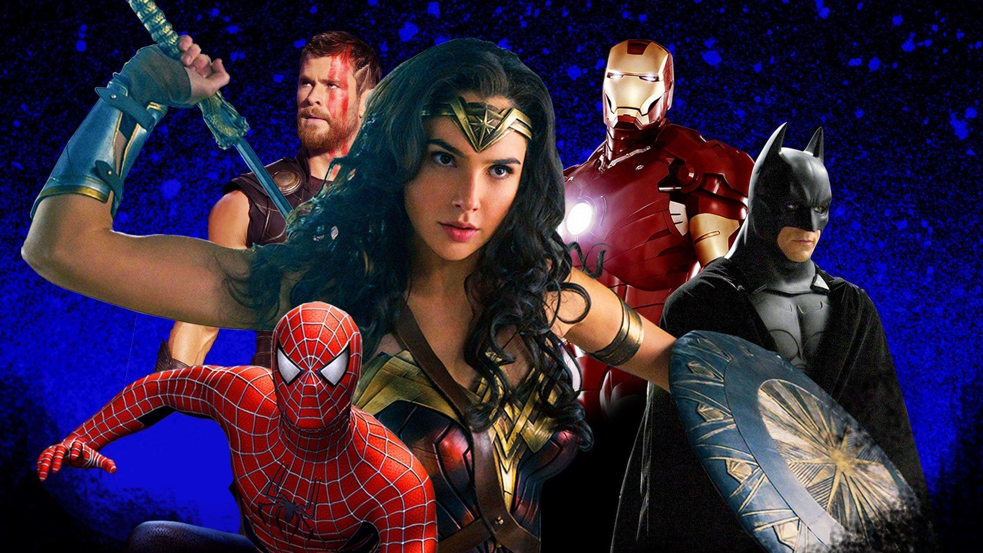Our definitive list of the 30 best superhero movies https://t.co/duhckA5sTR https://t.co/FWbbe5wxgw