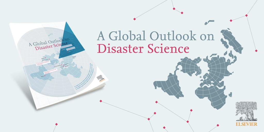 """test Twitter Media - Read our ground-breaking report, """"A Global Outlook on Disaster Science """": https://t.co/fWpPs7IVJH  #ELSDISASTERSCI17 #IWD2017 #DISASTERSCIENCE https://t.co/sCamgkwya3"""