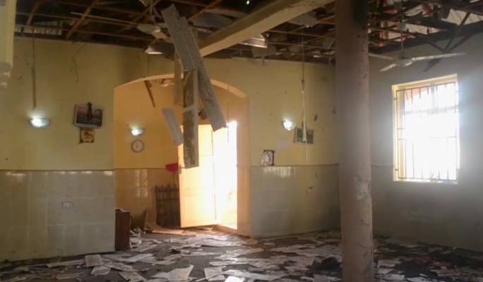 Nigeria: suicide bomber kills at least 50 in mosque