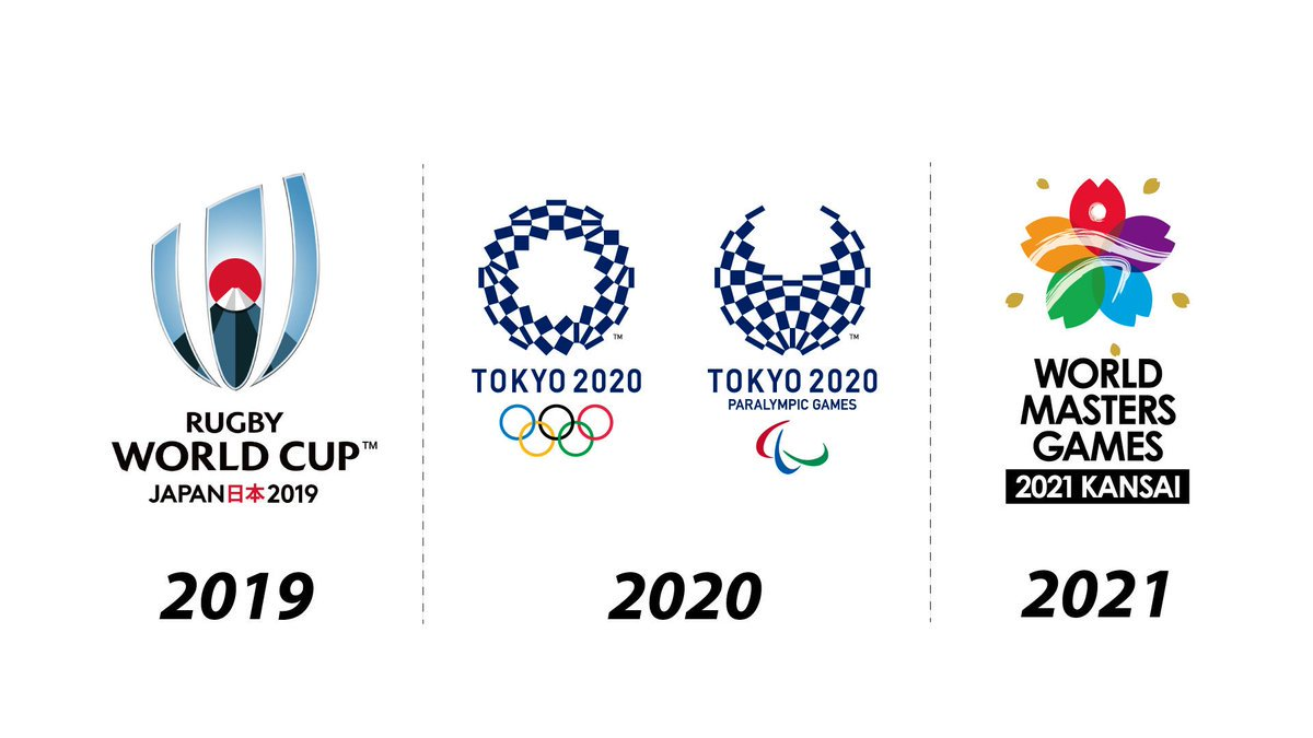 test Twitter Media - Japan is going to be hosting some big events with the @rugbyworldcup, @Tokyo2020 and the World Masters Games 2021 Kansai. Their respective Organising Committees have joined forces to help ensure their success https://t.co/D3AhCLq1od https://t.co/qGixKf5jA6