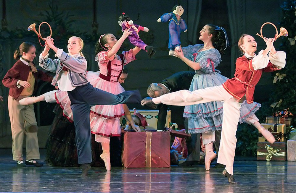 Holiday dance: Take your pick of 'Nutcracker' performances