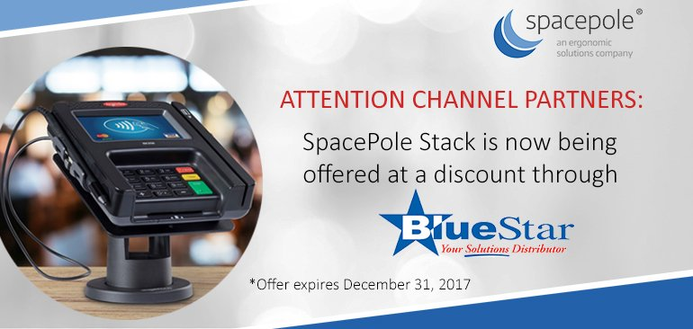 test Twitter Media - In line with the season of giving, we're offering the SpacePole Stack at a discount until year end! Contact your Rep at @Think_BlueStar  today! https://t.co/rkKABU0xOP https://t.co/e6fKvH2Ouj