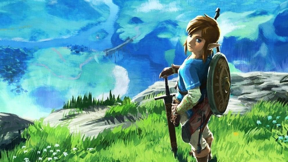 TIME nombra a Zelda  Breath of mario odyssey