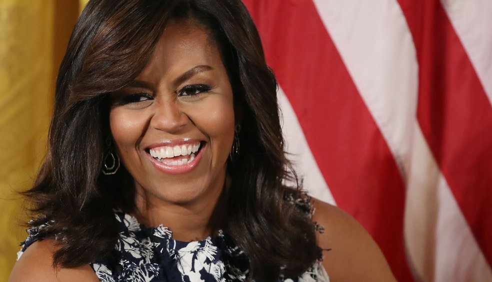 Michelle Obama just gave some sage advice that everyone needs to hear https://t.co/L7rGKnseA0 https://t.co/Fw0j2CIi5Z