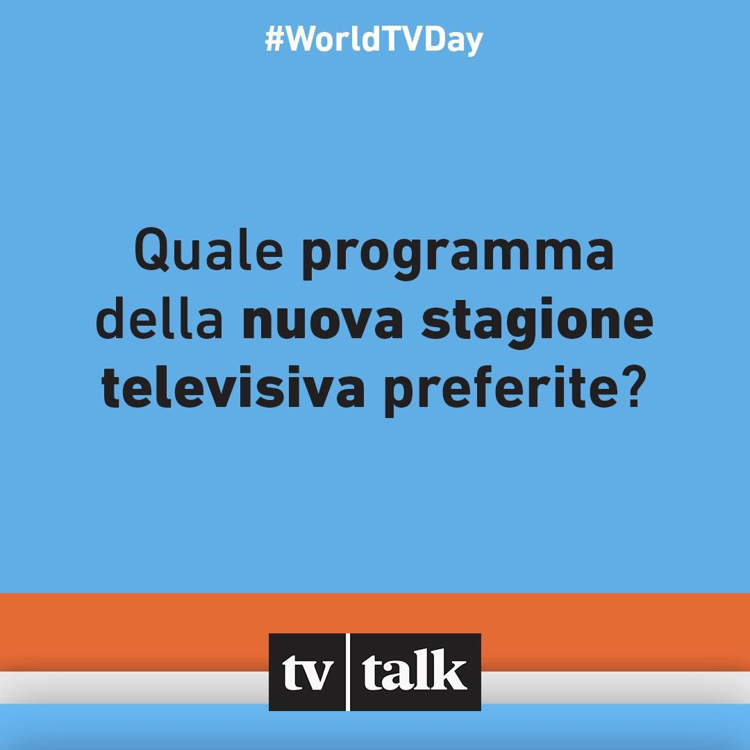 #WorldTVDay