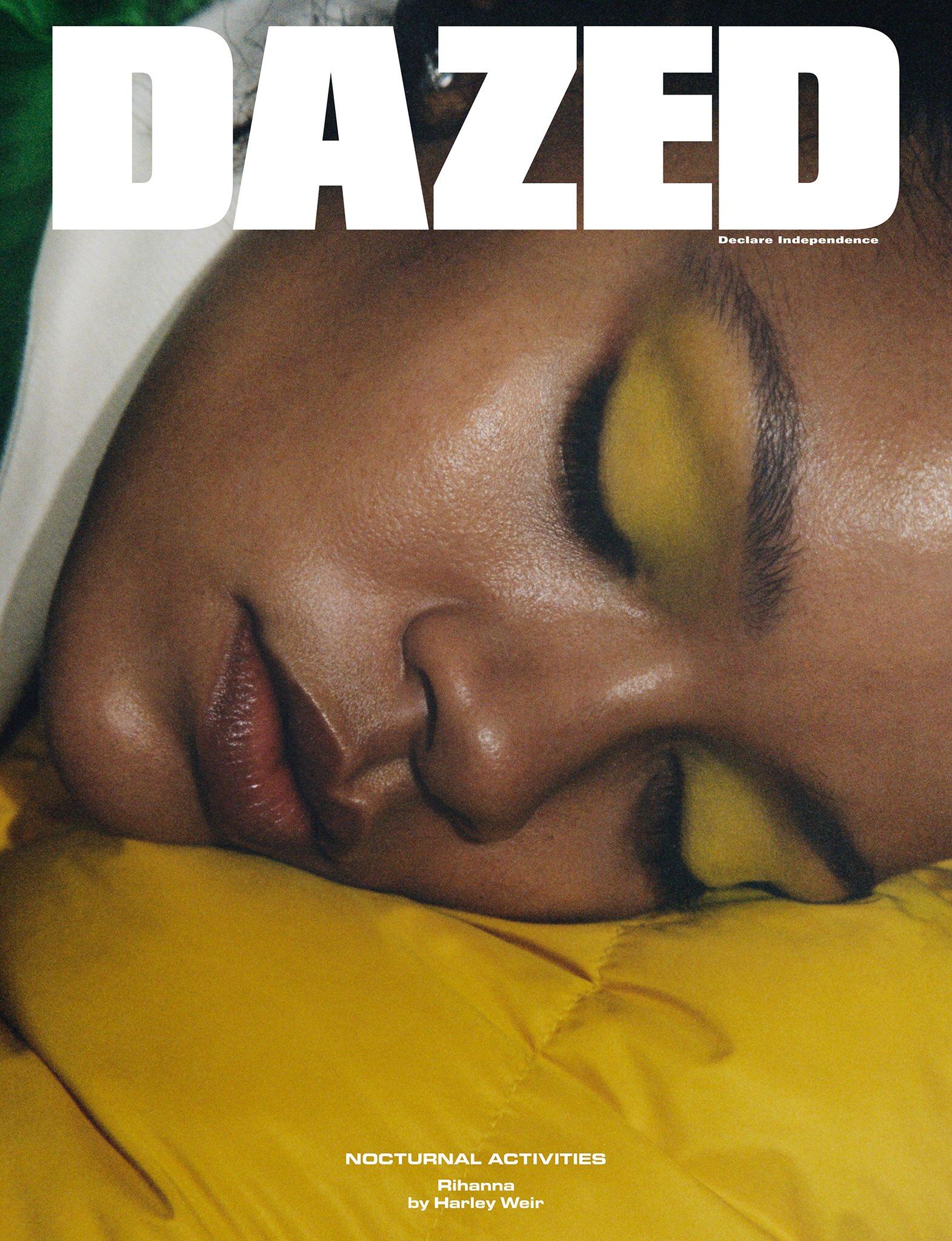 stay woke. @dazed cover 2/4 https://t.co/aUJGr6pTSs