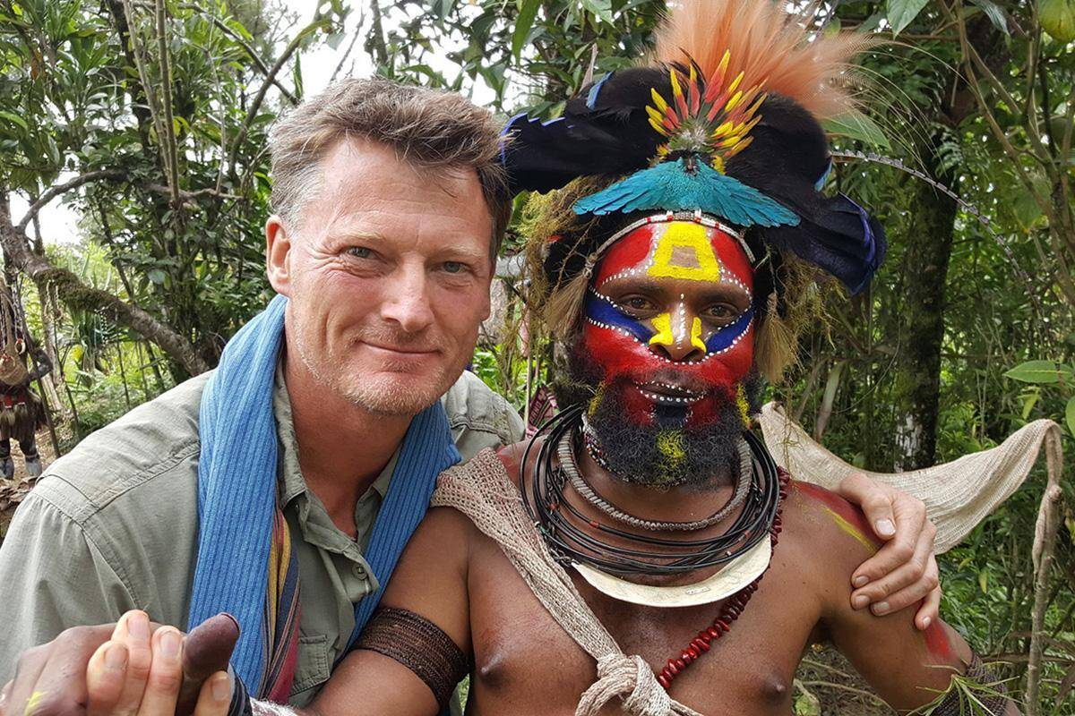 British man explains why he disappeared in Papua New Guinea jungle https://t.co/tB91ExedOf https://t.co/NnZIC38PJh