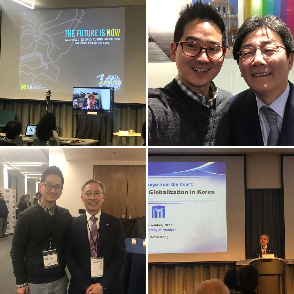 test Twitter Media - This past weekend, our Korean Program teachers were actively engaged in learning while attending two events: the ACTFL Annual Convention and World Languages Expo in Nashville, Tennessee, and the Perspectives on Contemporary Korea Conference 2017 in Ann Arbor, Michigan. https://t.co/eDWnxTV4Ao