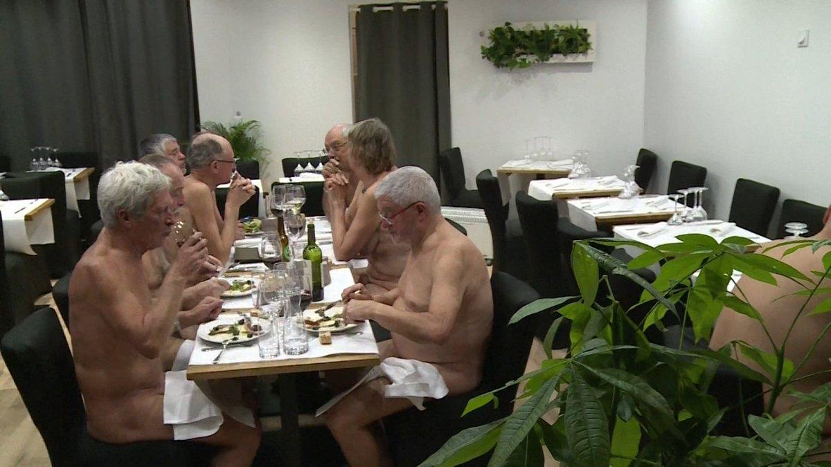 Le premier restaurant naturiste a ouvert ses portes dans le xiie arrondissement de paris - Restaurant les portes paris ...