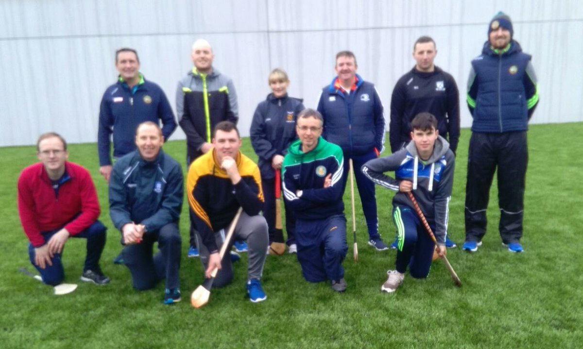 test Twitter Media - Hurling Foundation Course recently completed at the Faithful Fields.  Gary Cahill and Brian Troy were both certified to become tutors.  Course co-ordinator Conor Clancy. https://t.co/HJsfKqp1e2