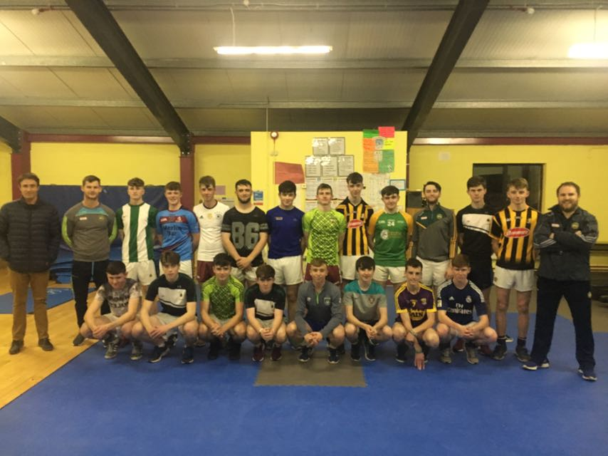 test Twitter Media - Great strength & conditioning session with Birr Community School senior team on Monday night with Offaly GDA's David Hare & Michael Cleary. https://t.co/R5bW1KvkD4