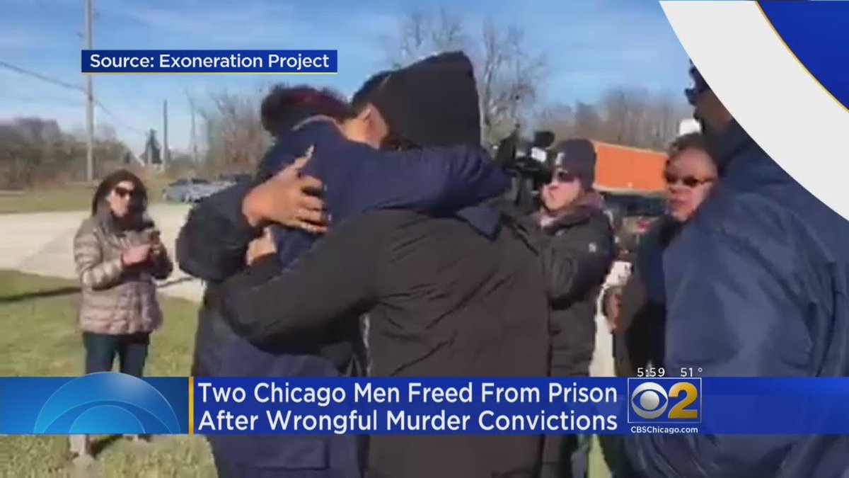 2 Chicago Men Freed