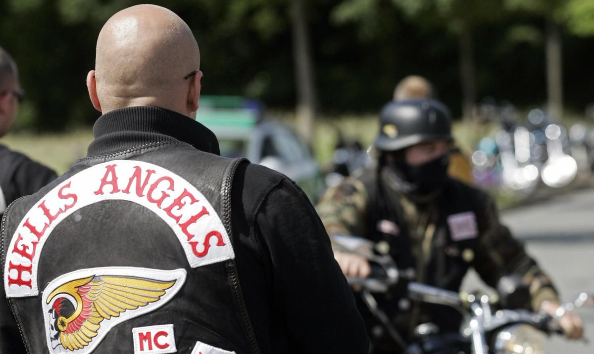 Hells Angels Members In Northern California Indicted On Murder, Racketeering Charges